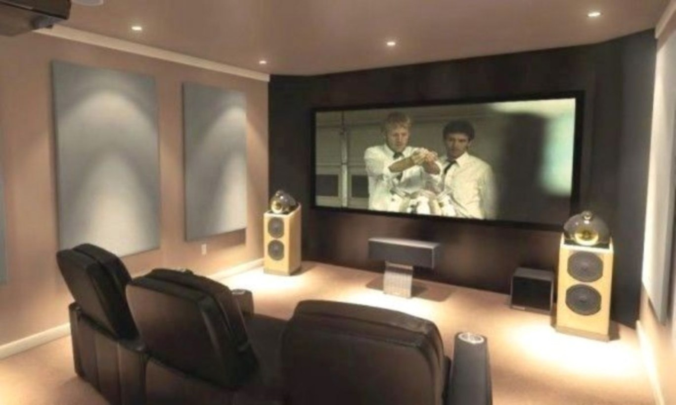 DIY Home Theater Seating Ideas 48