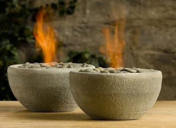 DIY Tabletop Fire Bowl To Be Best Inspire 10