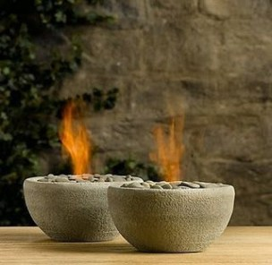 DIY Tabletop Fire Bowl To Be Best Inspire 27