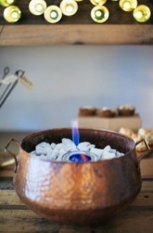 DIY Tabletop Fire Bowl To Be Best Inspire 30