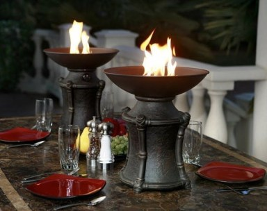DIY Tabletop Fire Bowl To Be Best Inspire 33