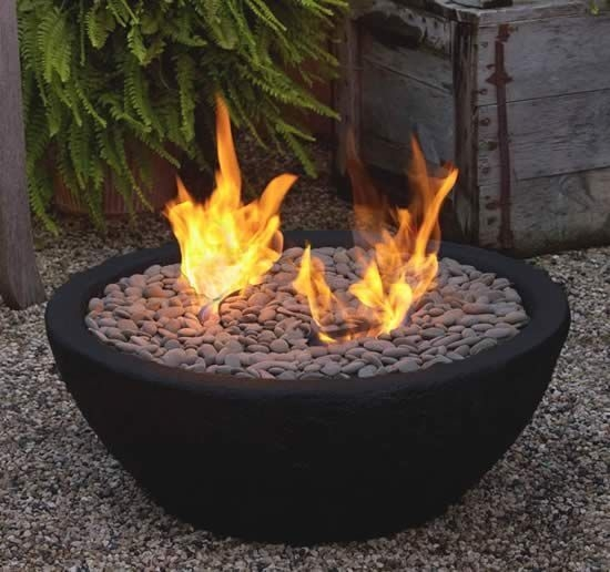 DIY Tabletop Fire Bowl To Be Best Inspire 41