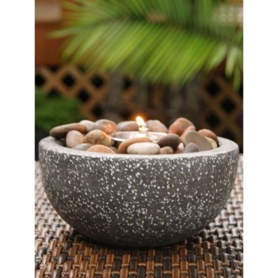 DIY Tabletop Fire Bowl To Be Best Inspire 44