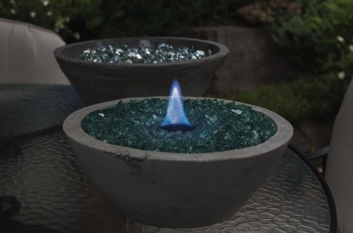 DIY Tabletop Fire Bowl To Be Best Inspire 47