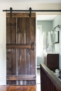 Farmhouse Door Design For Decorating Your House 12