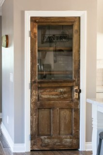 Farmhouse Door Design For Decorating Your House 15