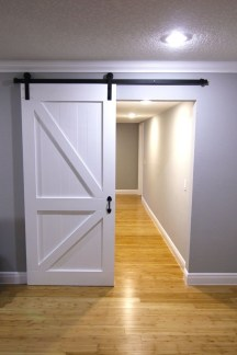 Farmhouse Door Design For Decorating Your House 23