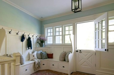 Farmhouse Door Design For Decorating Your House 32