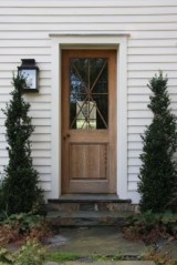 Farmhouse Door Design For Decorating Your House 35