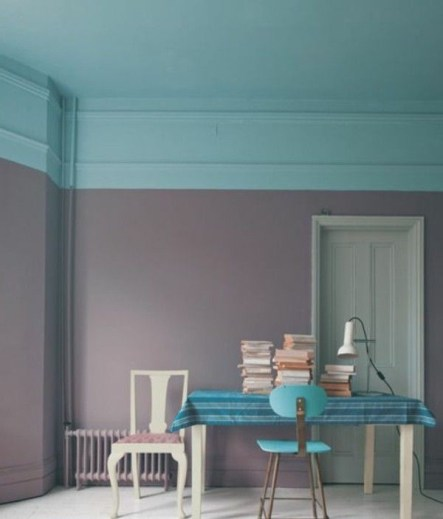 Fresh Color To Be Best Wall Paint Decor 04