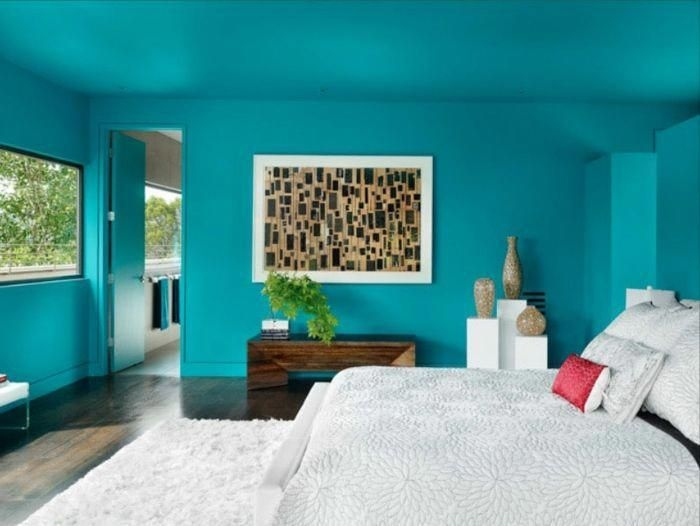 Fresh Color To Be Best Wall Paint Decor 16