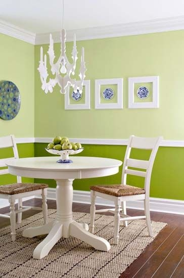 Fresh Color To Be Best Wall Paint Decor 17
