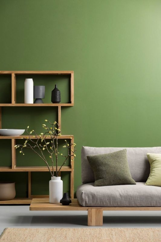 Fresh Color To Be Best Wall Paint Decor 31