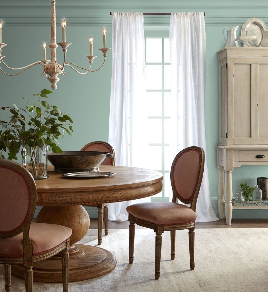 Fresh Color To Be Best Wall Paint Decor 32