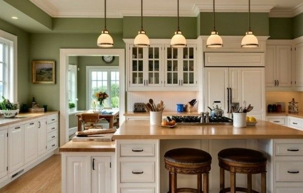 Fresh Color To Be Best Wall Paint Decor 42