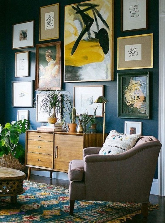 Fresh Color To Be Best Wall Paint Decor 55
