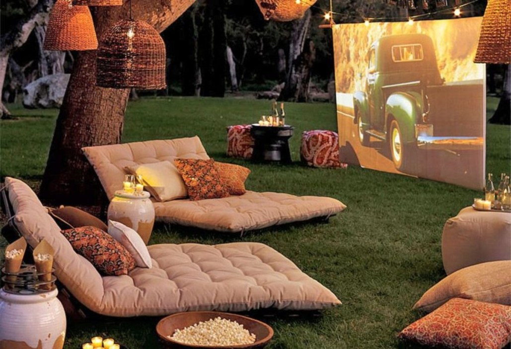 Great Ideas To Decorate Your Backyard 10