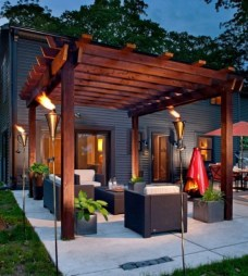 Great Ideas To Decorate Your Backyard 17