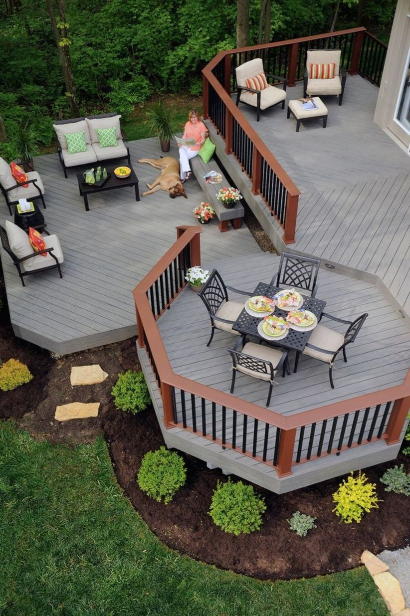 Great Ideas To Decorate Your Backyard 47