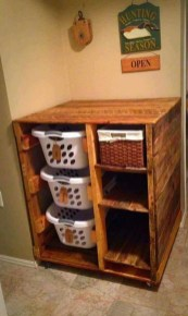 How To Make DIY Pallet For Storage Ideas 01