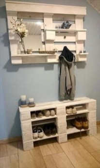 How To Make DIY Pallet For Storage Ideas 02