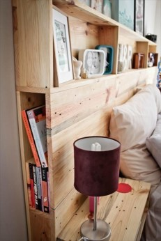 How To Make DIY Pallet For Storage Ideas 04