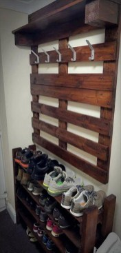 How To Make DIY Pallet For Storage Ideas 17