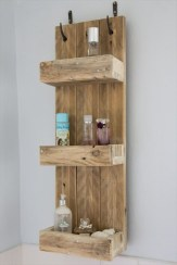 How To Make DIY Pallet For Storage Ideas 33
