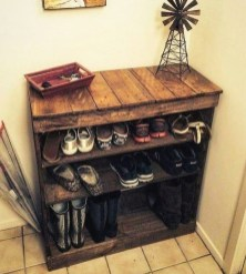 How To Make DIY Pallet For Storage Ideas 48