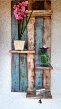 How To Make DIY Pallet For Storage Ideas 51