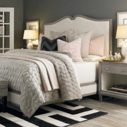 Love The Neutral Color For Master Bedroom Idea 04