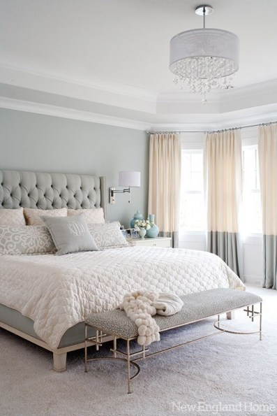Love The Neutral Color For Master Bedroom Idea 06