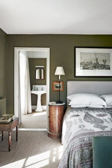 Love The Neutral Color For Master Bedroom Idea 08