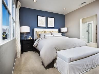 Love The Neutral Color For Master Bedroom Idea 09