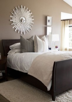Love The Neutral Color For Master Bedroom Idea 11