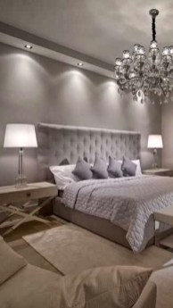 Love The Neutral Color For Master Bedroom Idea 12