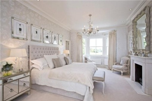 Love The Neutral Color For Master Bedroom Idea 36