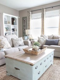Modern Farmhouse Decoration For Your Living Room 15