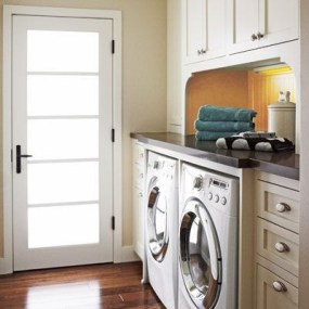 Perfect Laundry Room Decor In Your Tiny House 12