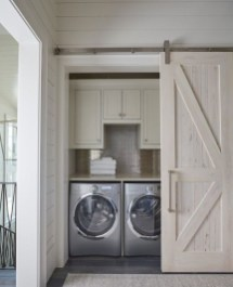 Perfect Laundry Room Decor In Your Tiny House 13