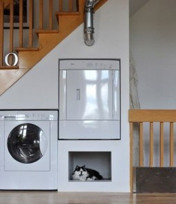 Perfect Laundry Room Decor In Your Tiny House 23
