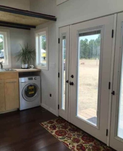 Perfect Laundry Room Decor In Your Tiny House 24