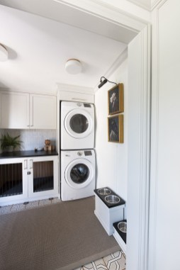 Perfect Laundry Room Decor In Your Tiny House 30