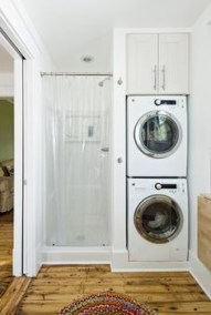Perfect Laundry Room Decor In Your Tiny House 39