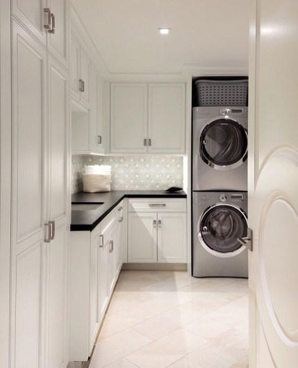 Perfect Laundry Room Decor In Your Tiny House 42