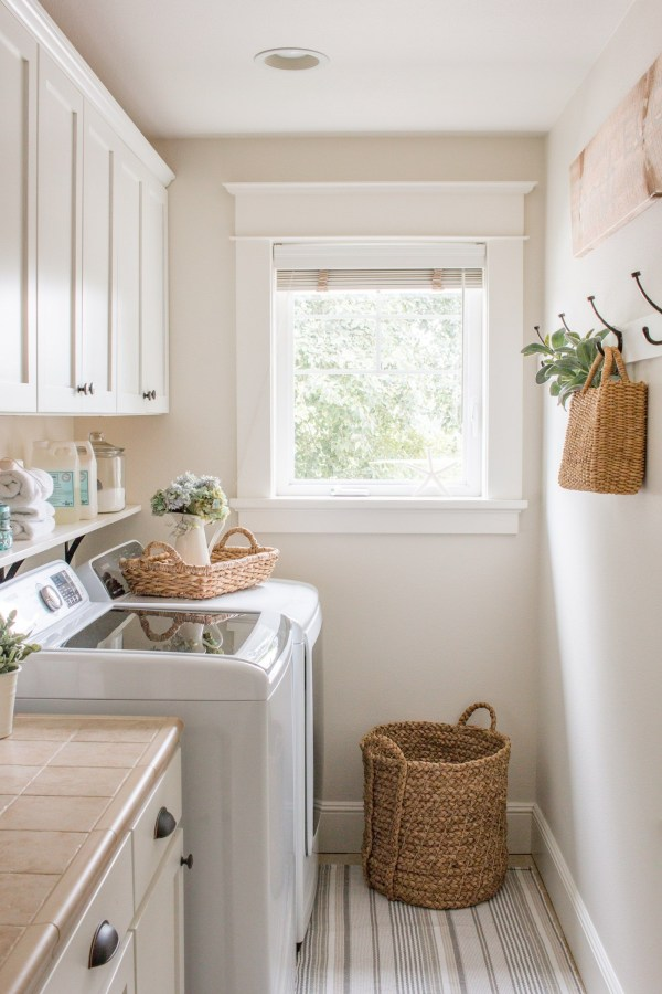 Perfect Laundry Room Decor In Your Tiny House 45