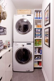 Perfect Laundry Room Decor In Your Tiny House 46