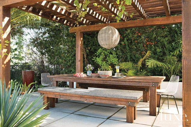 Simply Impressive Sitting Areas For Backyard Landscape 10