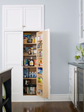 Stunning Kitchen Storage For Small Space 07