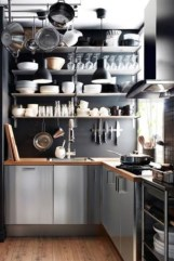 Stunning Kitchen Storage For Small Space 20